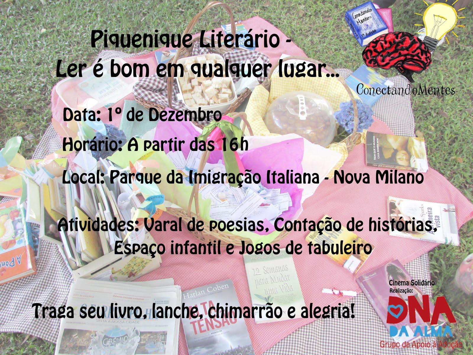 Piquenique Literário