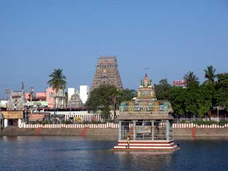 Kapaleeswarar Temple in Tamil Nadu