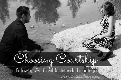 Choosing Courtship: Practical Application For Courtship | What Joy Is Mine