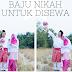 Baju Nikah Kahwin Prada Lace Untuk Disewa - Kuala Lumpur dan Selangor