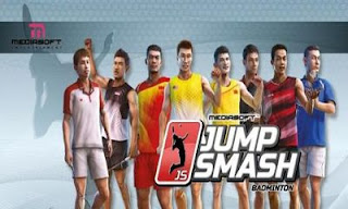 Screenshots of the Badminton Jump Smash for Android tablet, phone.