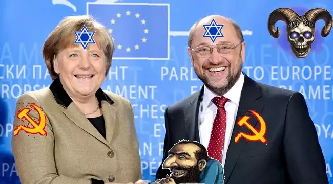 Από το CDU τύπου Νέα δημοκρατία ΠΑΣΟΚ μαζί δημιουργία cia στην κατηχούμενη Γερμανία,πάνε στο καθαρά κομμουνιστικο SPD τύπου ΣΎΡΙΖΑ!