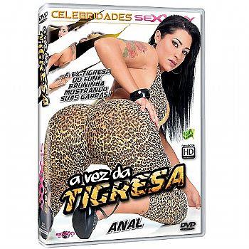 Sexxxy Celebridades - A Vez da Tigresa