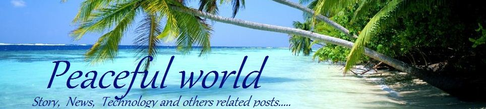 Peaceful world