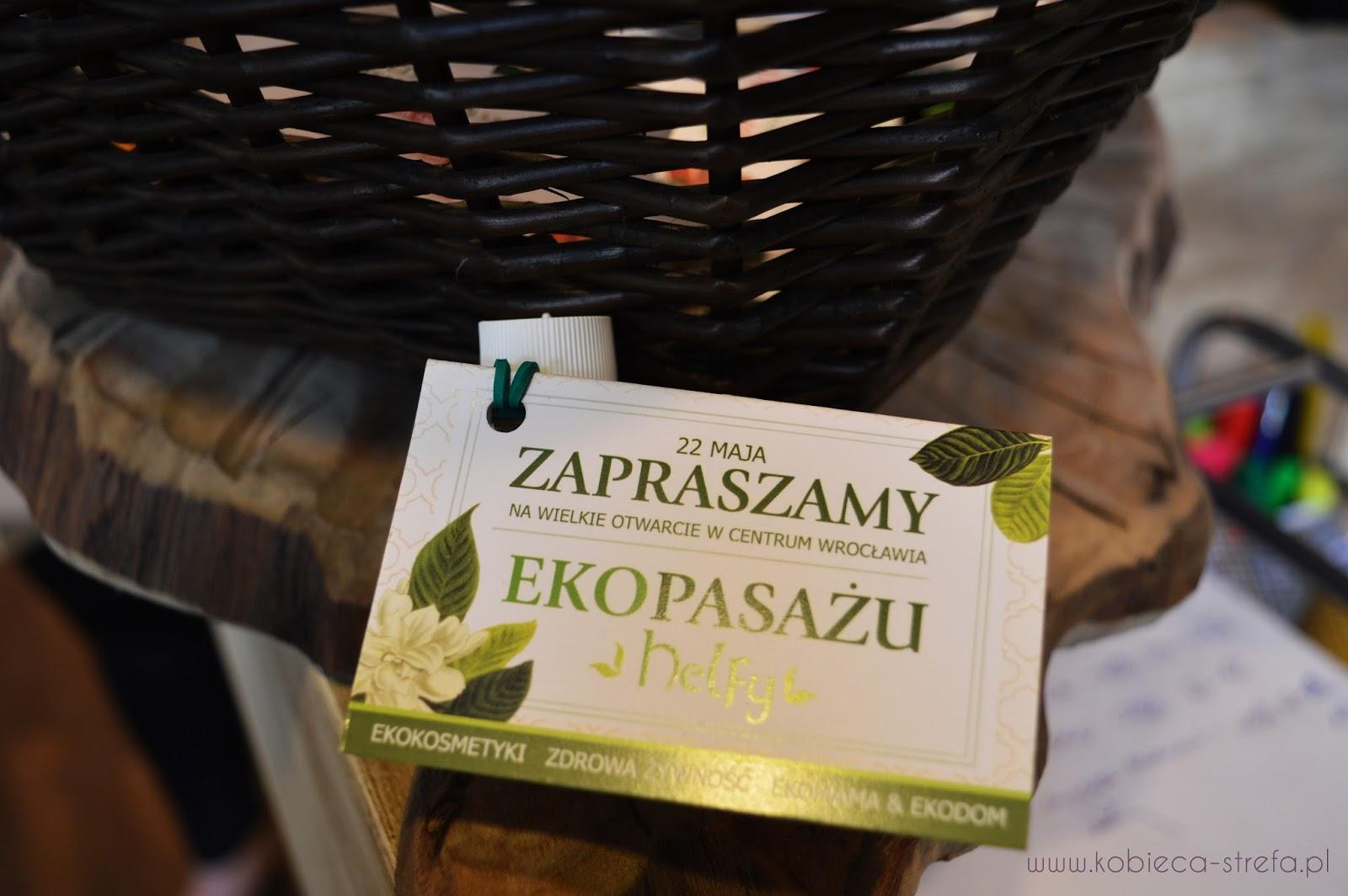 Otwarcie nowego Ekopasażu HELFY we Wrocławiu