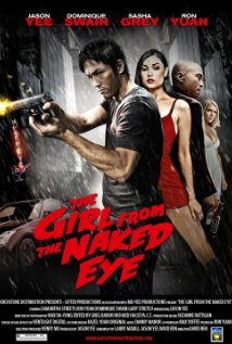 The Girl From The Naked Eye (2012) 720p  DVDRip Xvid Ac3