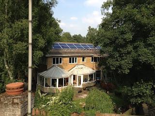 jb electrical solar install