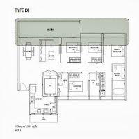 4 Bedrooms Floor Plans