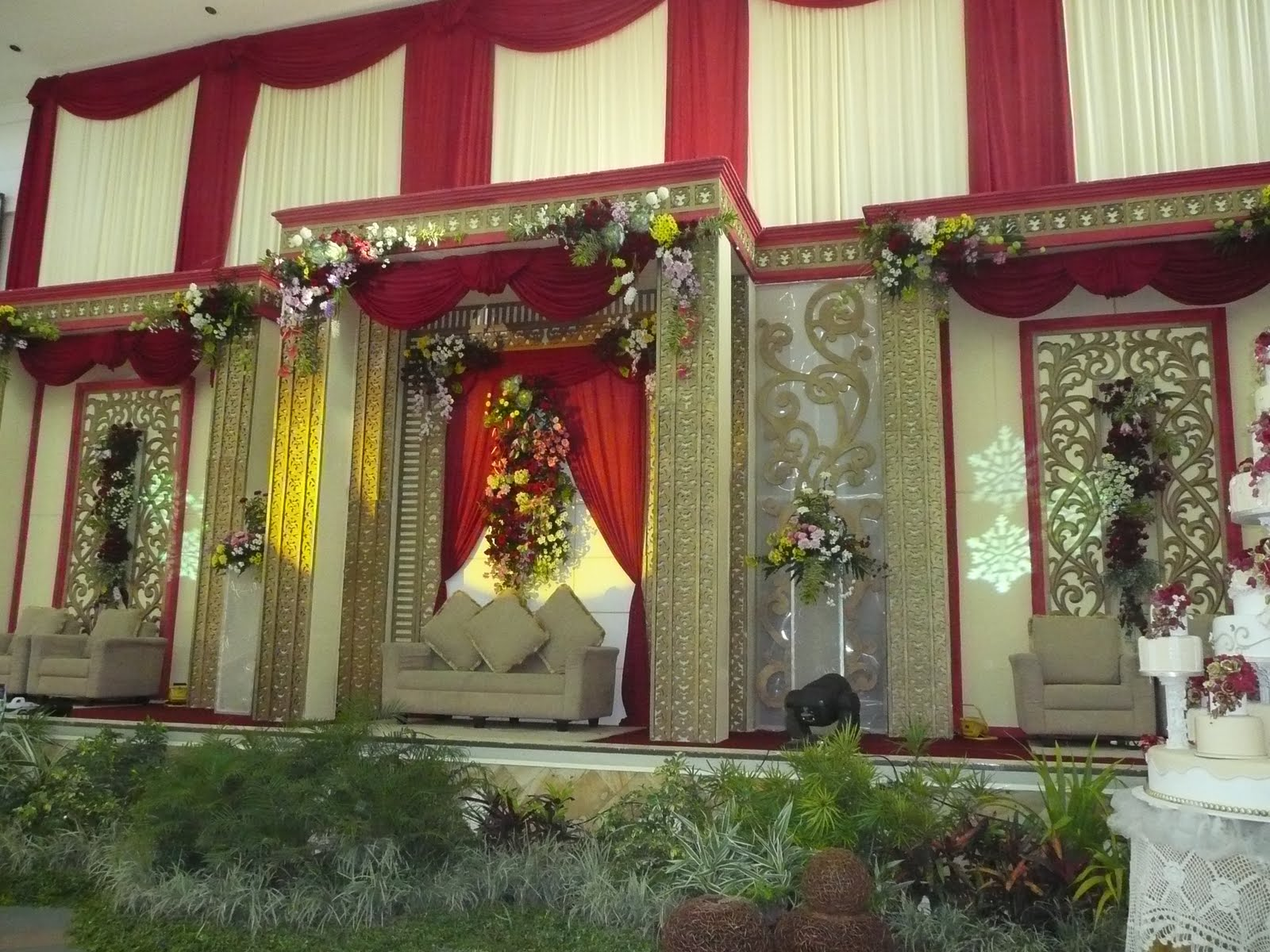 2011 penyewaan alat pesta dekorasi pesta pernikahan junglespirit Image collections