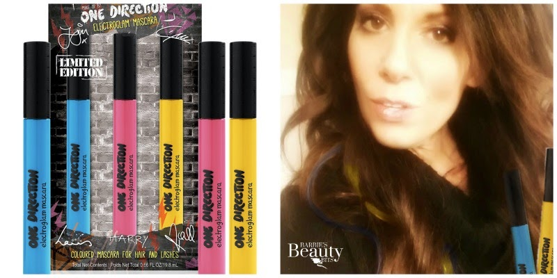 Makeup By 1D ELECTRO GLAM MASCARA  By One Direction and barbies beauty bits
