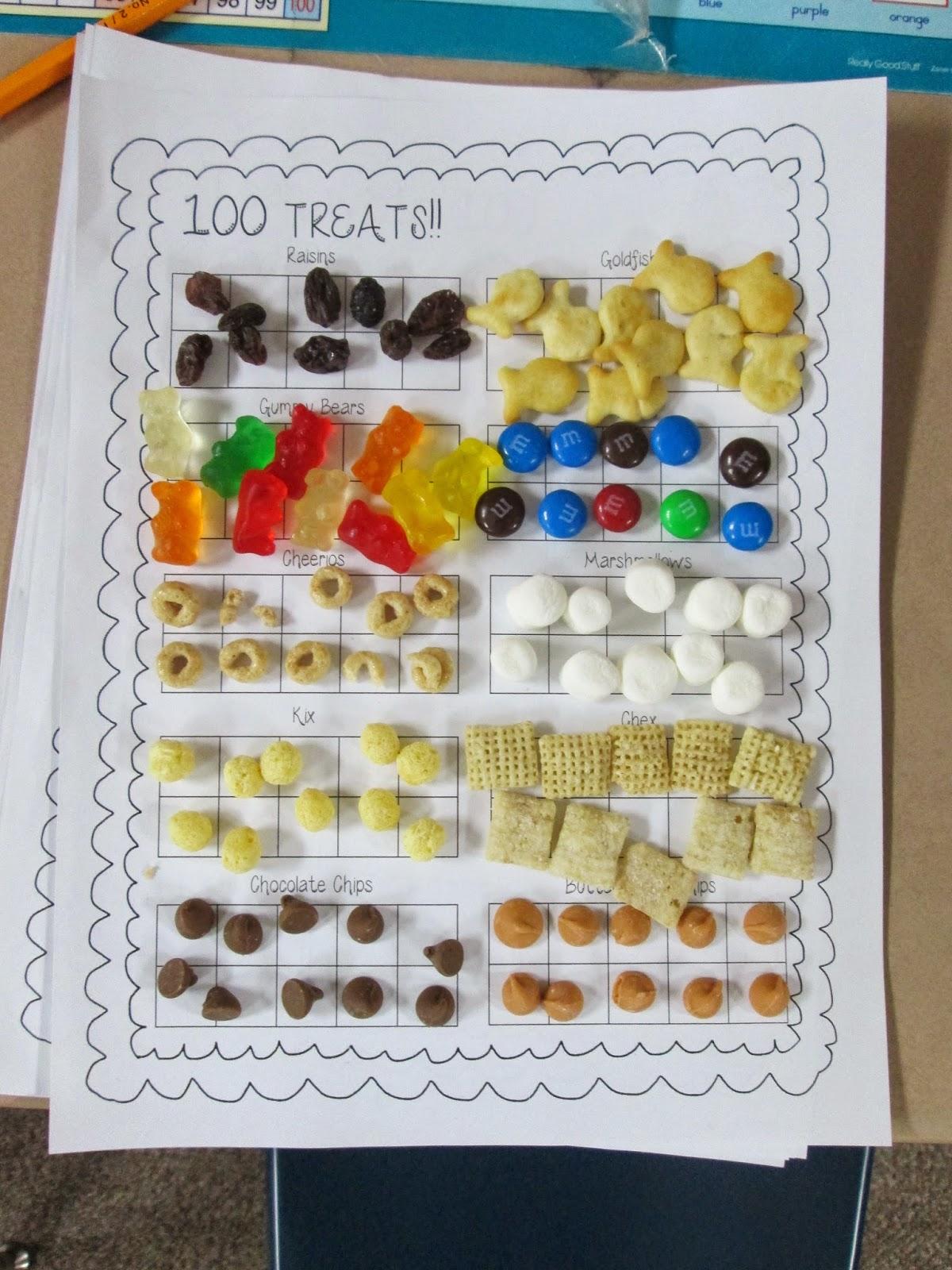 100 Day Trail Mix Mat