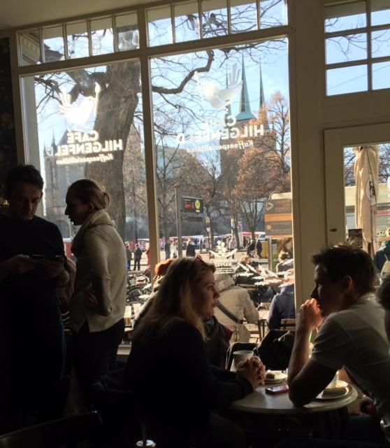 Café Hilgenfeld am Domplatz