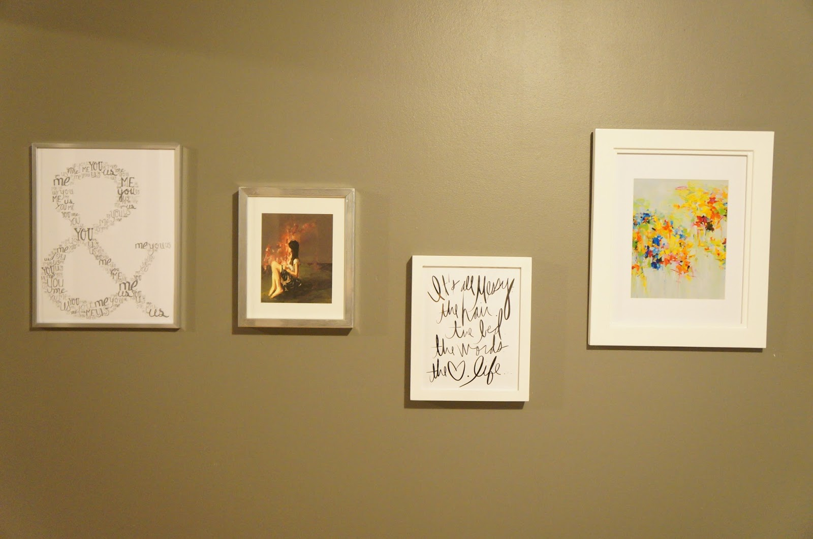 Another Gallery Wall Up in Here