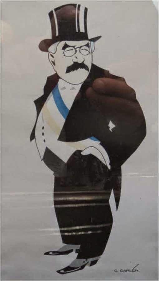 Businessman, gentleman, Fredrik von Oberhausen