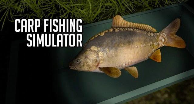 Carp fishing simulator android apk full