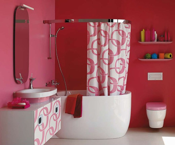 Kamar mandi kecil Imut