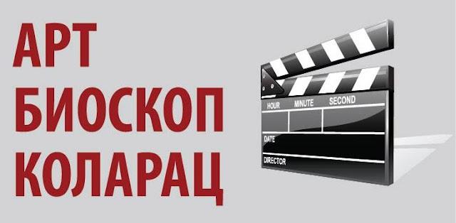 """Repertoar art bioskopa """"Kolarac"""""""