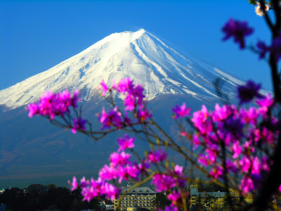 Legenda Gunung Fuji dan Putri Kaguya