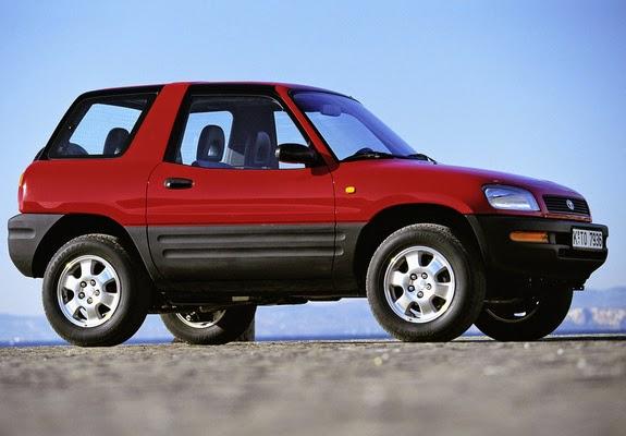 the ultimate car guide toyota rav4 generation 1 1997 2000. Black Bedroom Furniture Sets. Home Design Ideas
