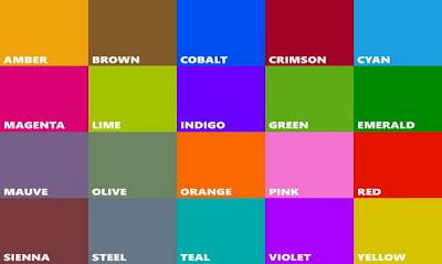Windows Phone 8 - Windows Phone 8 accent colours revealed
