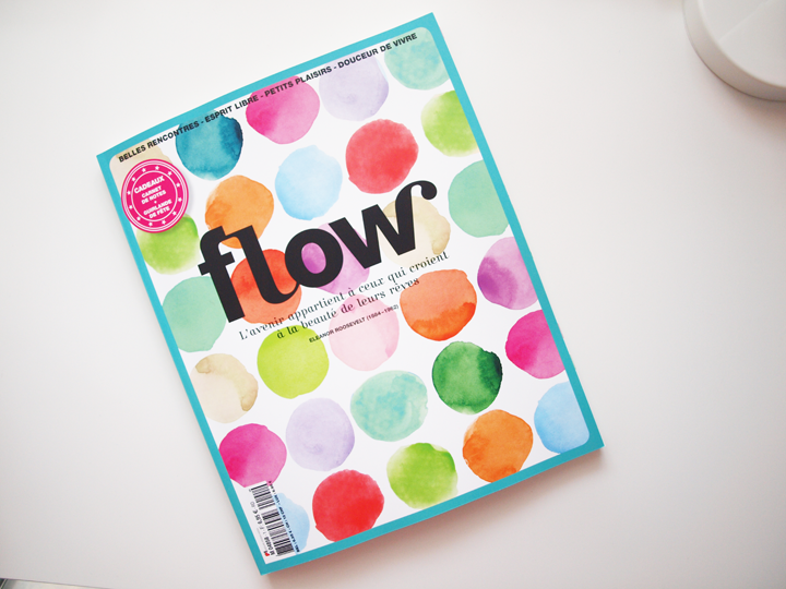 flow magazine féminin prisma média