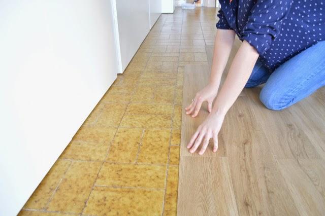 Vinilos suelos cocina - Leroy merlin suelos adhesivos ...