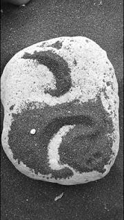 piedra con arena