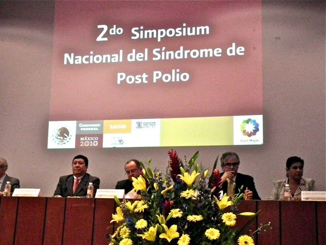 2ª Simposium de Síndrome de Post Polio