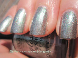 Biguine Gloss&Shock 13573 Kaki Silver