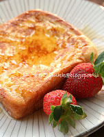 Table for 2.... or more: Strawberry Cream Cheese Stuffed French Toast ...