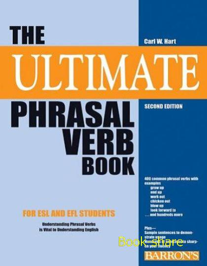 Download The Ultimate Phrasal Verb Book Carl Hart Ebook