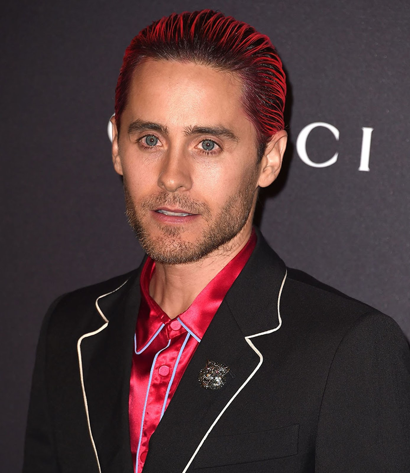 News on Fashion - January 2016 - Jared Leto - Gucci