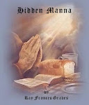 Blog Book. . . Hidden Manna