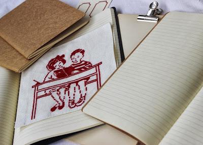 un cahier pour l ecole