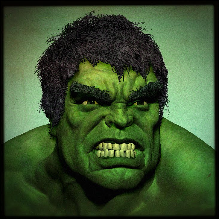 Go back gt gallery for gt the hulk head