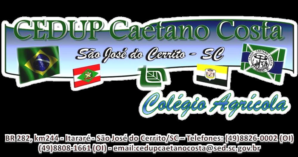 Centro de Educação Profissional Caetano Costa