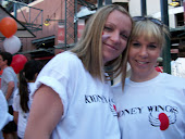 Me and Meghan Kidney Walk 2011