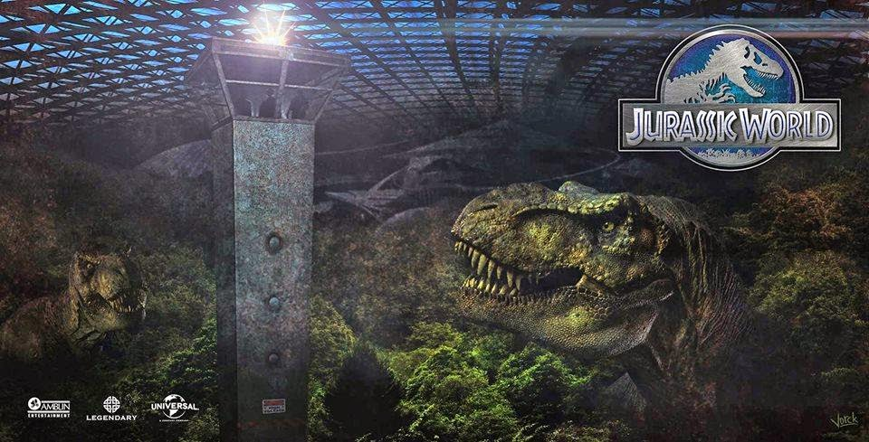 Watch Jurassic World Hollywood Movie Thriller Trailer Online.