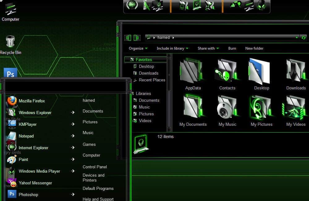 Cara Menghilangkan Skin Pack di Windows 7