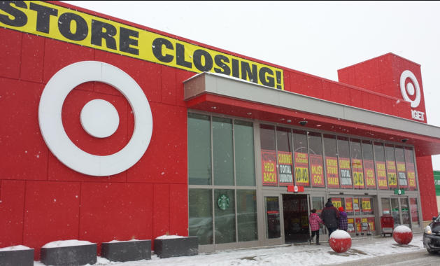 Target To Close 13 Stores