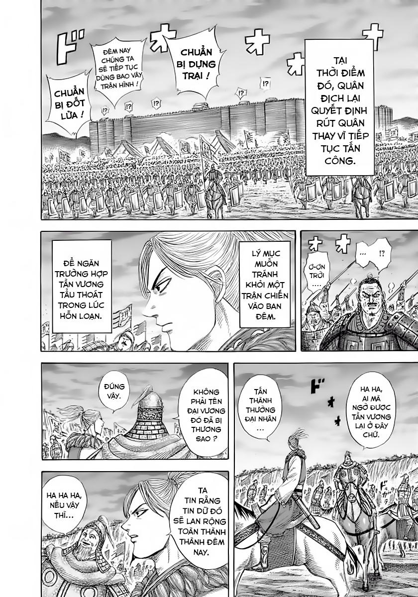 Kingdom - Vương Giả Thiên Hạ Chapter 342 page 9 - IZTruyenTranh.com