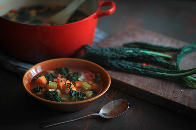Magic Weight Loss Soup #soupunder400calories