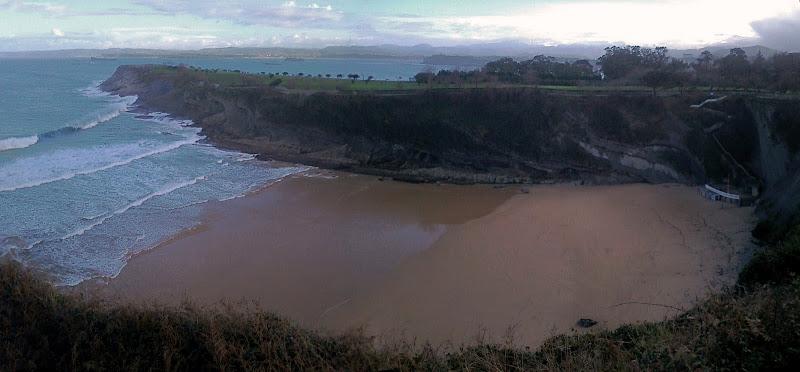 Playa de Mataleñas y Cabo Menor