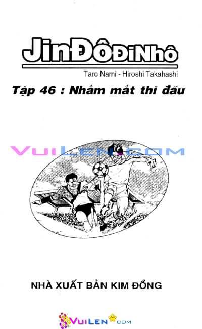Jindodinho - Đường Dẫn Đến Khung Thành III  Tập 46 page 1 Congtruyen24h