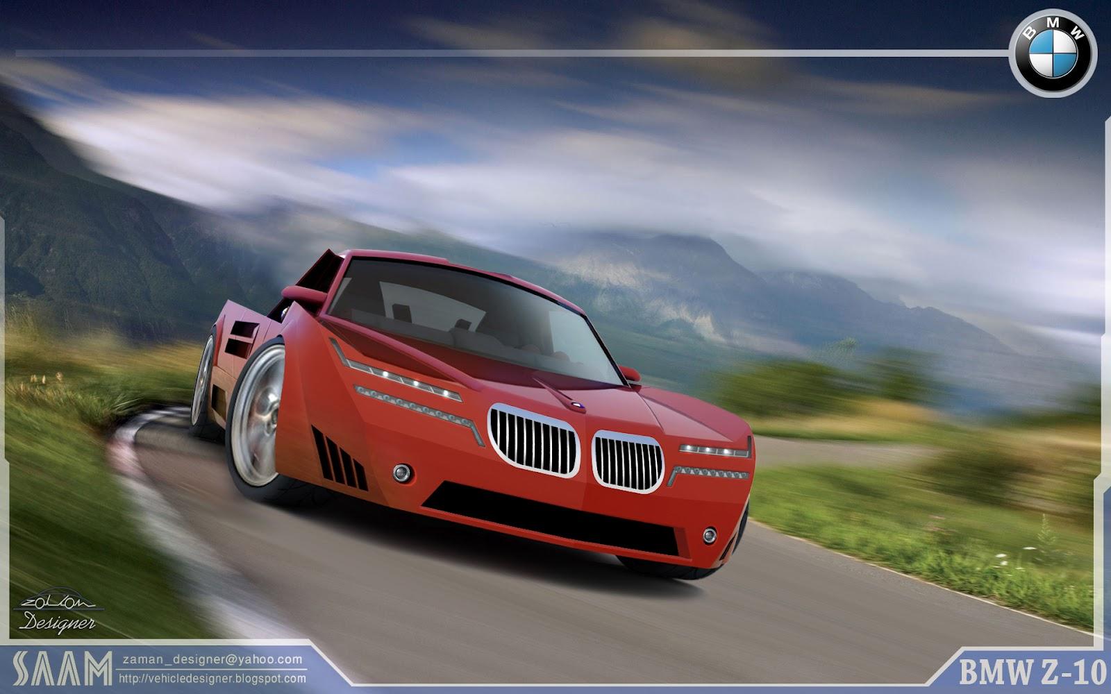 Bmw Z10 Vehicle Designs