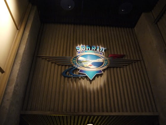 Soarin over California