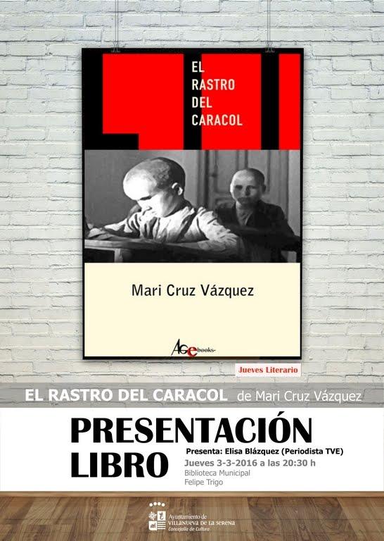 Presentación edición libro