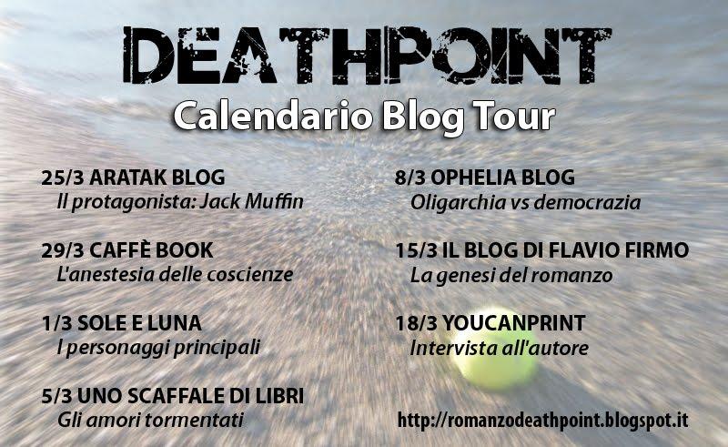 Deathpoint Blog Tour