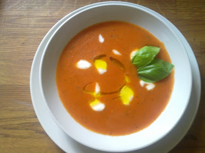 tomato soup without cream