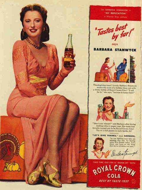 História do Refrigerante Chero-Cola. Concorrente da Coca-Cola por algumas décadas.